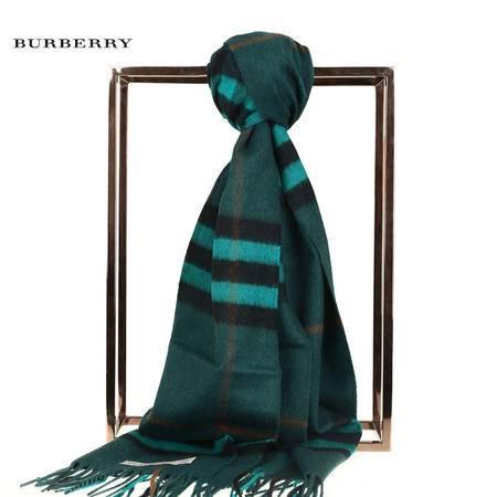 巴宝莉 Giant Icon 羊绒围巾
