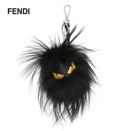 Fendi 小怪兽挂饰 钥匙扣