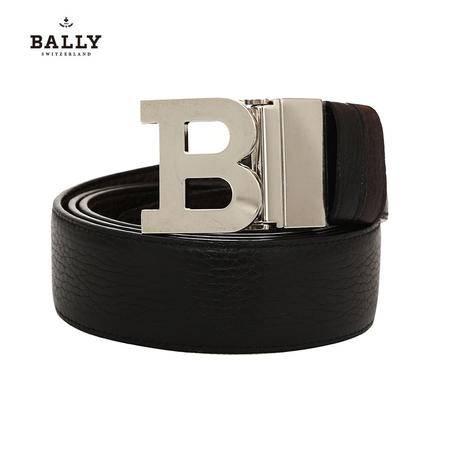 巴利 B BUCKLE-40 M 板扣皮带