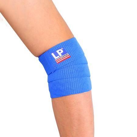 LP美国欧比护具692硅胶防滑自粘弹性缠绕绷带 透气弹力护肘护掌运动护具