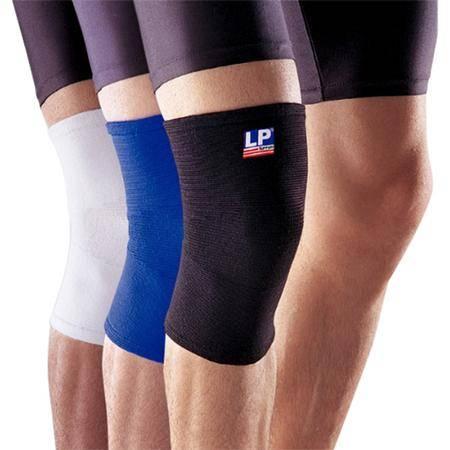 LP 美国欧比护具 护膝647自行车护膝山地车户外登山骑行保暖透气运动护膝