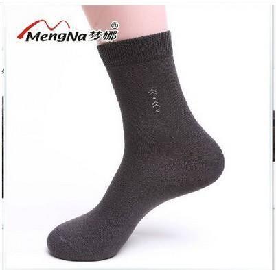 【6双装】梦娜纯棉 夏季 男士袜子舒适 透气丝光棉男薄棉袜
