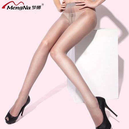 【6双装】15DT档无痕女士丝袜防勾丝 脚尖透明超薄隐形透明连裤袜 黑色 均码