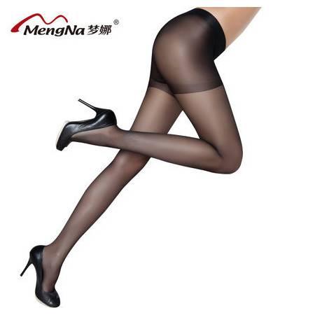 【6条装】梦娜超值优惠冰冻丝袜 连裤袜 加档放勾丝夏季薄款袜子