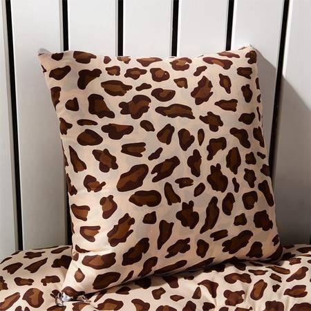 睐珂之尚 抱枕被创意靠垫被办公室靠枕沙发汽车两用空调被子