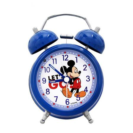 Disney迪士尼 儿童卡通打铃闹钟