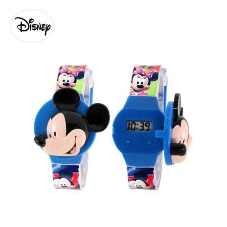 Disney迪士尼 乐趣换面儿童卡通表