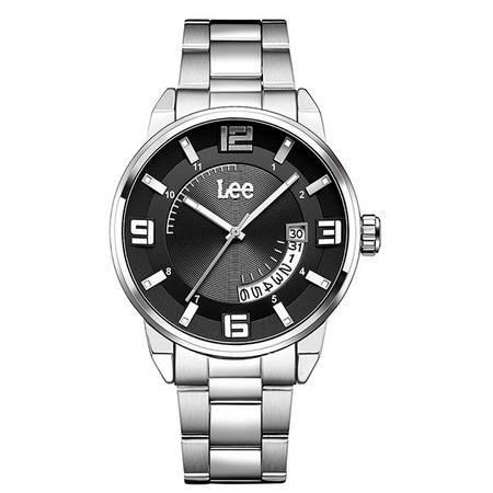LEE 精选时尚都会男士表不锈钢表带