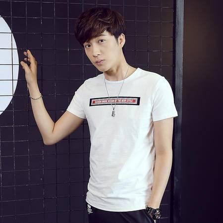 夏季新款男士休闲时尚T恤LG1651
