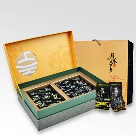 国茶天下秀 逸江南铁观音茶叶组合礼盒装 2014礼品包邮248.5g