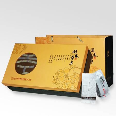 国茶天下秀 映山红红茶组合装 正山小种礼盒 礼品85g包邮