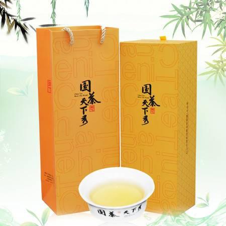 国茶天下秀 白牡丹特优白茶茶叶100g  实惠礼盒装包邮