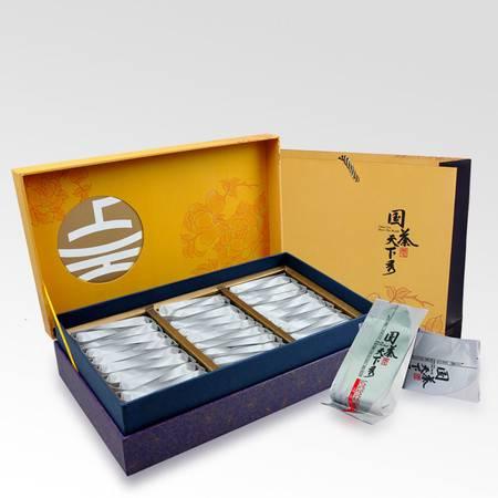 国茶天下秀 满江红特优红茶正山小种茶叶 礼盒260g包邮