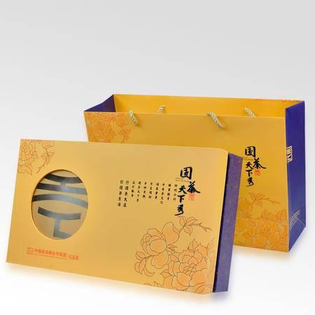 国茶天下秀 醉清风安溪清香铁观音礼盒装 新茶特级茶叶170.4g