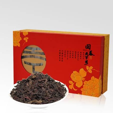 国茶天下秀 状元红特级正山小种红茶礼盒 茶叶包邮 115g