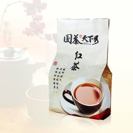国茶天下秀 工夫红茶叶 半斤工作茶 250g袋装
