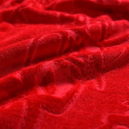 维科家纺  纯棉六层纱布枕巾一对