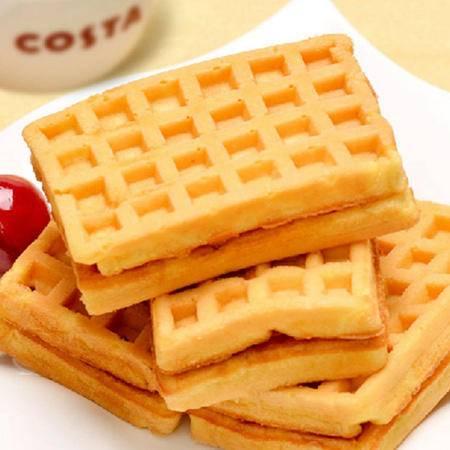好运来新欧乐原味华夫饼早餐格子软华夫饼1KG