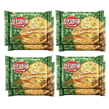 康师傅好滋味香葱脆饼30g*8小包酥脆饼干