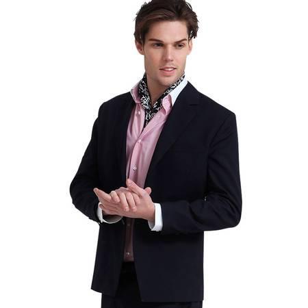 Lesmart莱斯玛特 男士新款男装 商务休闲男士西服 FL13601