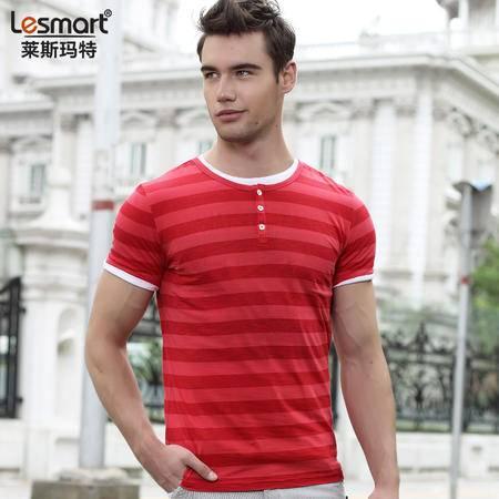 lesmart莱斯玛特圆领T恤多种印花多个颜色可选 T恤合集总有一款适合你