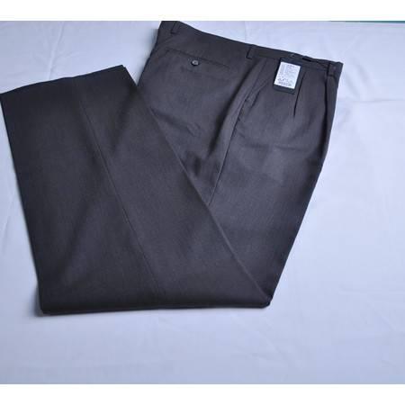 萨托尼专柜正品 特价男士商务羊毛西裤0017080105