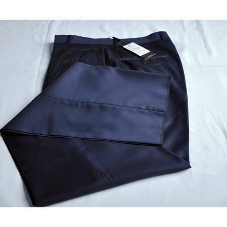 萨托尼专柜特价男士全毛商务西裤0210480131