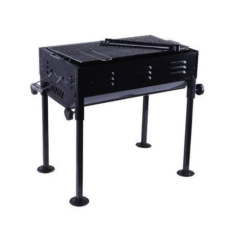KingCamp/康尔户外野餐冷轧薄钢板便携烧烤炉 KG2712