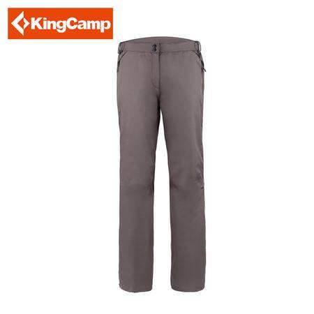 KingCamp/康尔 户外透气防水防风耐磨女款冲锋裤 kw7013