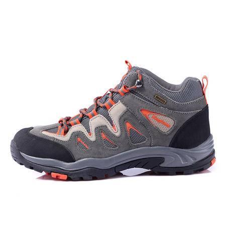 KingCamp/康尔 户外登山徒步中帮防滑减震透气情侣登山鞋KF3578