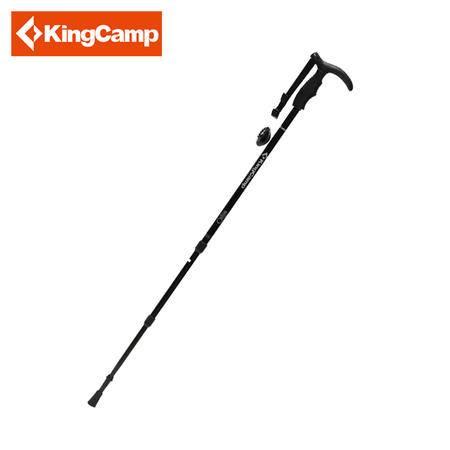 KingCamp/康尔户外登山越野铝合金超轻登山杖三节手杖拐杖 包邮 KA8038