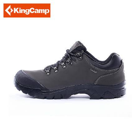 KingCamp/康尔户外登山防滑透气头层黄牛皮情侣登山鞋 KF8109