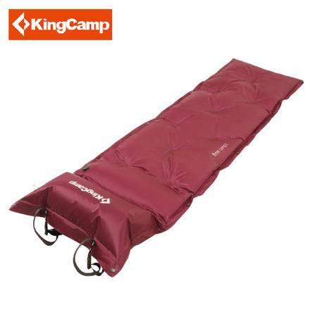 KingCamp/康尔户外露营加厚加宽单人可拼接充气睡垫 包邮 KM3505
