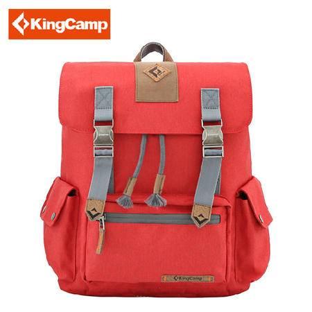 Kingcamp康尔15新款春夏 男女通用款休闲日常包 户外旅行背包 包邮 KB3323