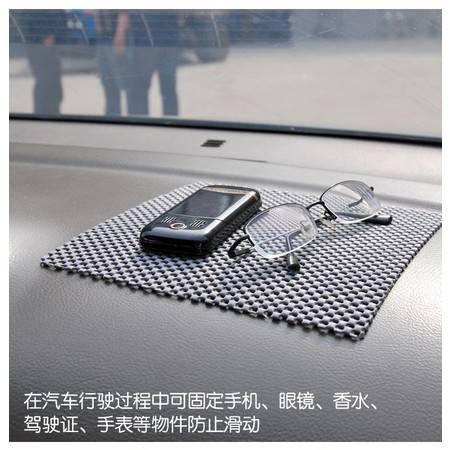 车用防滑垫 颗粒防滑垫 特大黑色止滑垫 大号网状防滑垫
