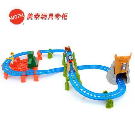 托马斯和朋友电动玩具城堡大冒险轨道套BGL99 托马斯轨道火车