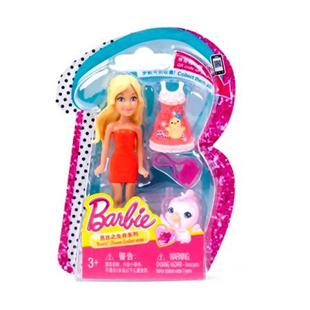 芭比娃娃之生肖系列/单个装 随机发