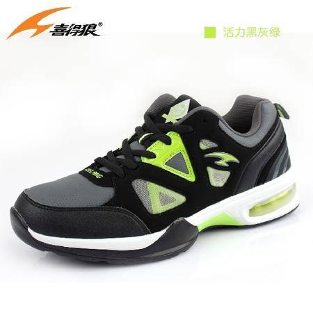 喜得狼品牌 秋冬款运动鞋 男款慢跑鞋 跑步鞋 舒适 潮流P8326