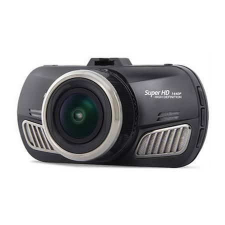凌度安霸A12高清夜视行车记录仪1440P广角停车监控