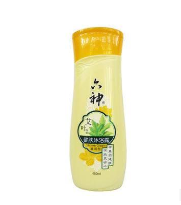 六神艾叶健肤沐浴露(滋润型) 450ml