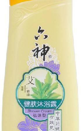 六神  艾叶健肤沐浴露(袪味型)200ml