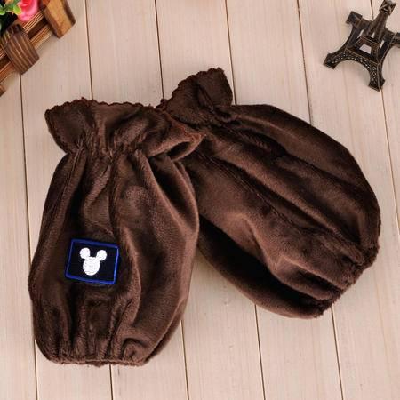 正品迪士尼米奇可爱袖套儿童袖套宝宝护袖卡通韩版小学生秋冬袖套