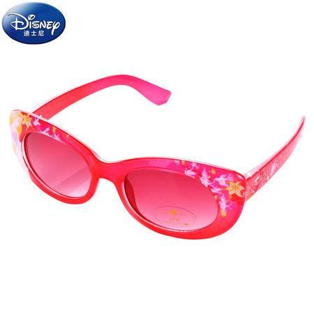 迪士尼公主儿童太阳镜宝宝太阳镜防紫100%太阳镜墨镜9160