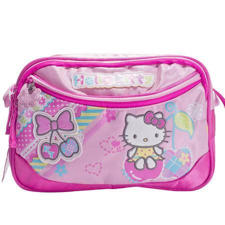 HELLO KITTY凯蒂猫卡通儿童斜挎包