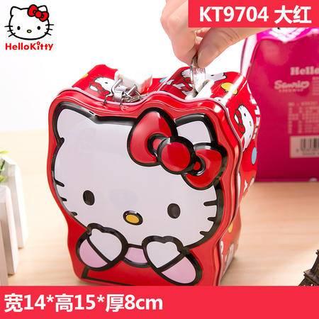 HelloKitty凯蒂猫储蓄罐 创意KT造型存钱罐超大容量存钱罐新款