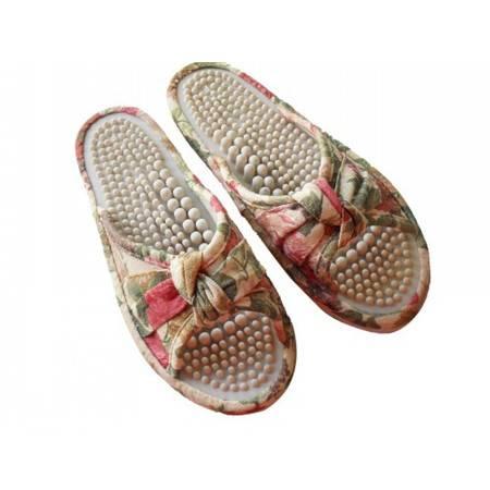 春夏居家女式保健按摩运动休闲拖鞋室内外拖鞋防滑耐磨拖鞋
