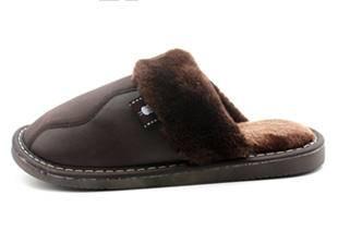 冬季拖鞋室内居家拖鞋流氓兔厚底毛绒拖鞋(朦胧兔)MS-3612