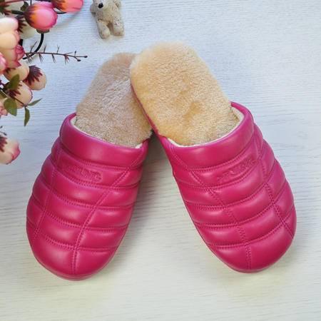 新款情侣家居防滑保暖棉拖鞋秋冬季男女士可爱室内居家鞋