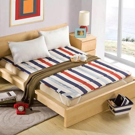 锦佩家纺 榻榻米学生床垫 可折叠加厚褥子 席梦思床垫 宿舍垫子 1.5米床