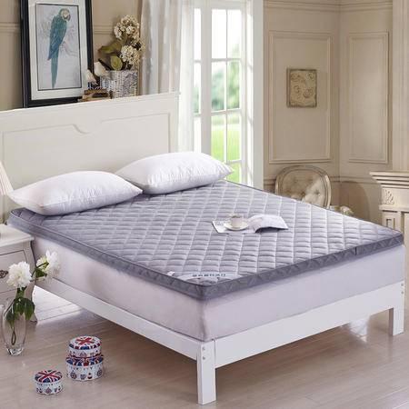 锦佩家纺环保加厚立体竹炭床垫 加厚席梦思床垫 榻榻米褥子 床褥90公分床